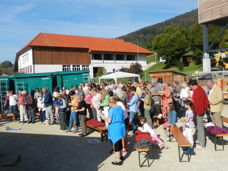 Les paroisses r form es de la r gion chasseral lac - Porte ouverte mulhouse culte en ligne ...